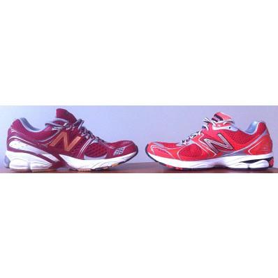 new balance 1080 v2 rouge