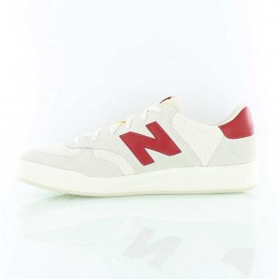 new balance 300 blanche et rouge