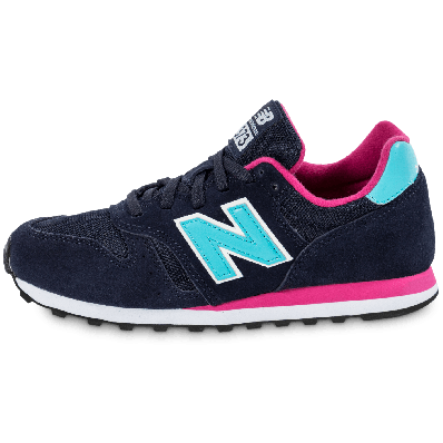 new balance 373 bleu marine rose
