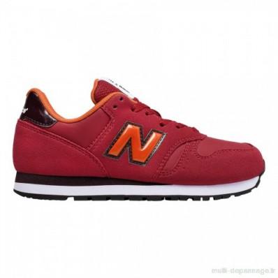 new balance 373 rouge orange