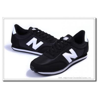 new balance 410 negro blanco