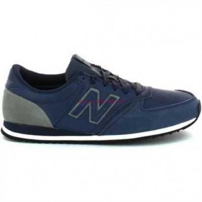 new balance 420 cuir bleu