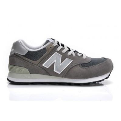 new balance 574 classic grise