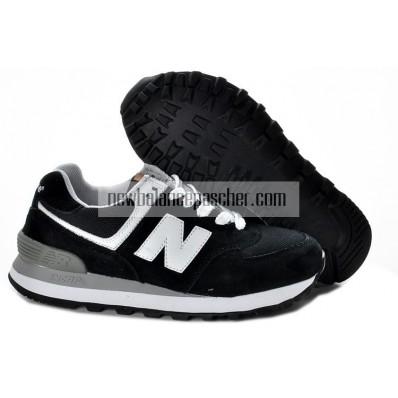 new balance 574 gris et noir