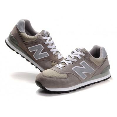 new balance 574 gris or