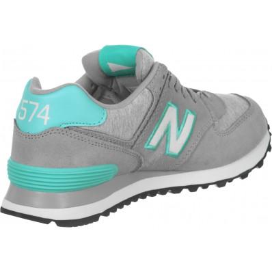 new balance 574 gris turquoise