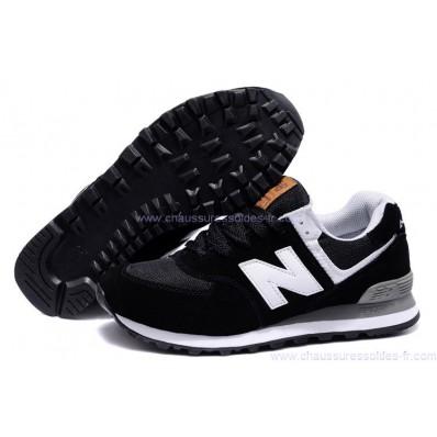 new balance 574 noir blanc gris