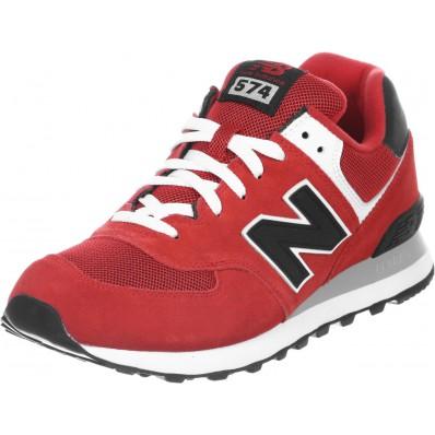 new balance 574 rouge et noir