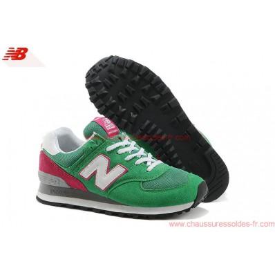 new balance 574 verte pas cher