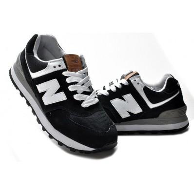 new balance 574 wmn noir