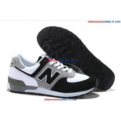 new balance 576 femme noir blanc