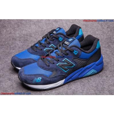 new balance 580 bleu marine homme