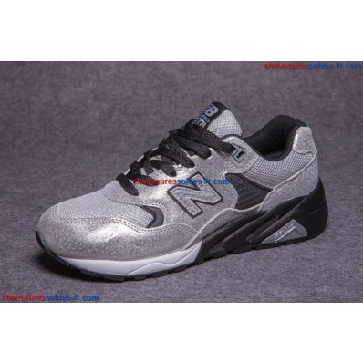 new balance 580 grise homme