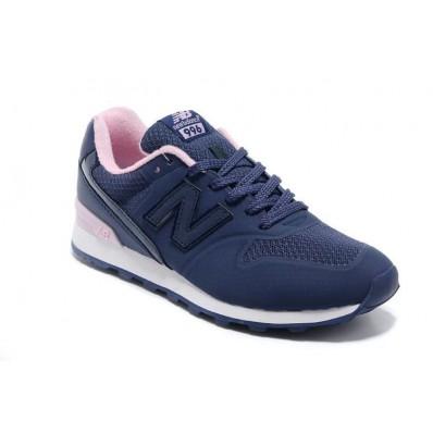 new balance 996 bleu marine rose