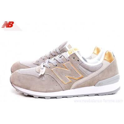new balance 996 femme beige or