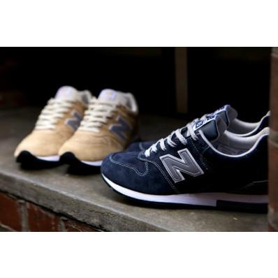 new balance 996 revlite (navy & beige)