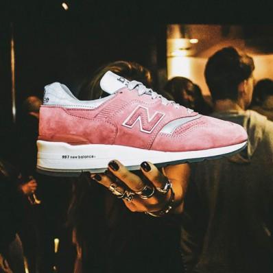 new balance 997 rose buy