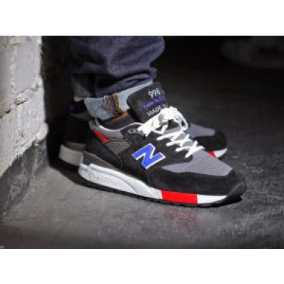 new balance 998 noir rouge