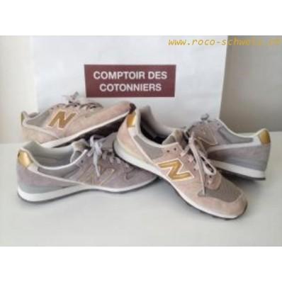 new balance beige comptoir des cotonniers