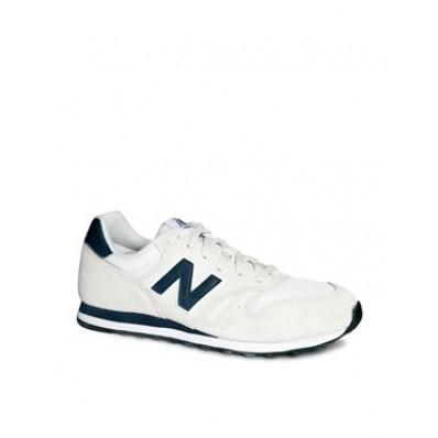 new balance blanc bleu