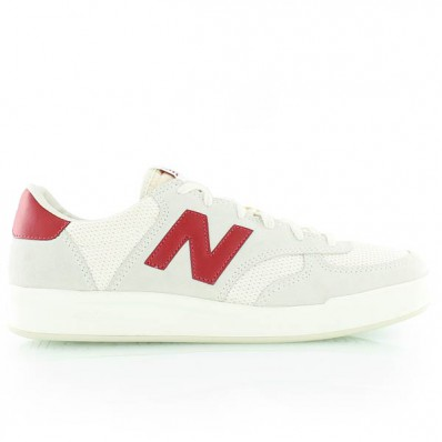 new balance blanche et rouge
