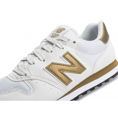 new balance blanche or
