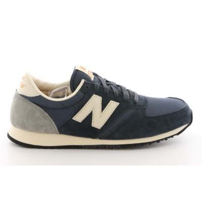 new balance bleu beige