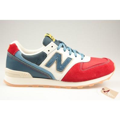 new balance bleu blanc rouge