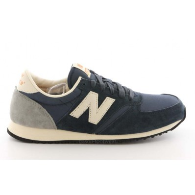 new balance bleu et beige