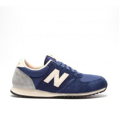 new balance bleu femme 420