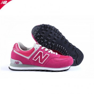 new balance bleu fuschia