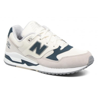 new balance bleu grise rose