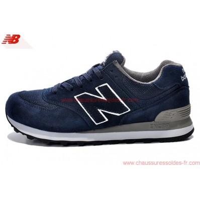 new balance bleu marine femme 574