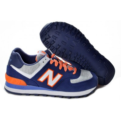 new balance bleu marine orange