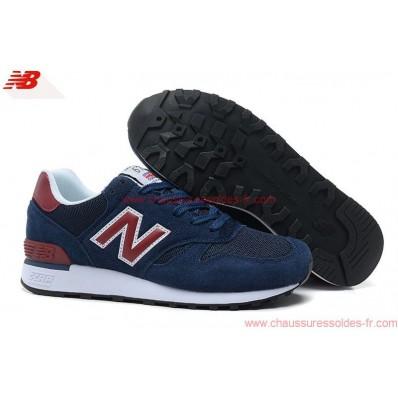 new balance bleu n rouge