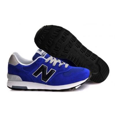 new balance bleu noir