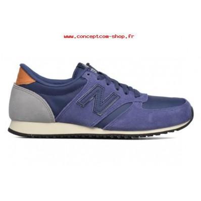 new balance bleu u420 femme