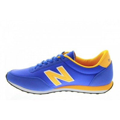new balance femme bleu et jaune