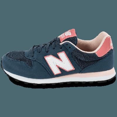 new balance femme bleu marine rose