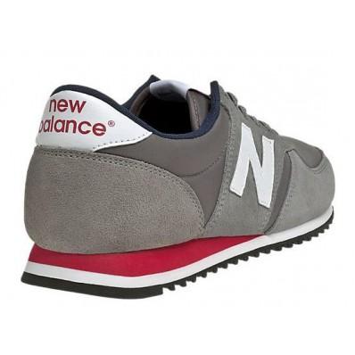 new balance femme gris rouge