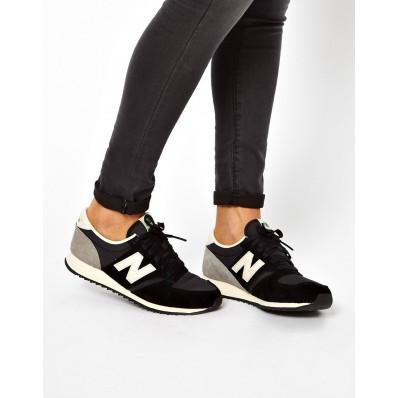 new balance femme noir et blanc 420