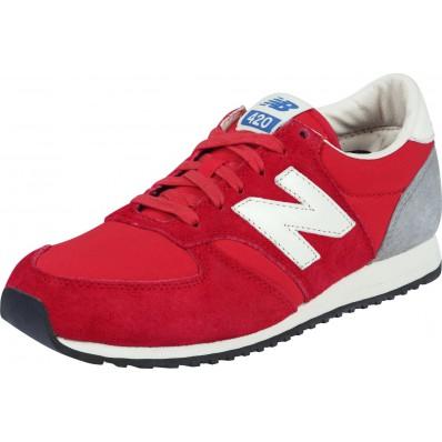 new balance femme rouge 420