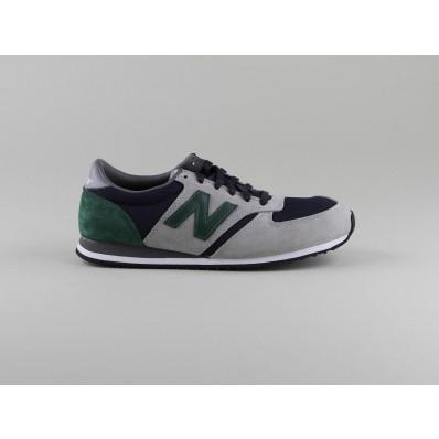 new balance gris bleu vert