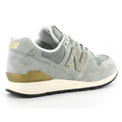 new balance gris et or 996