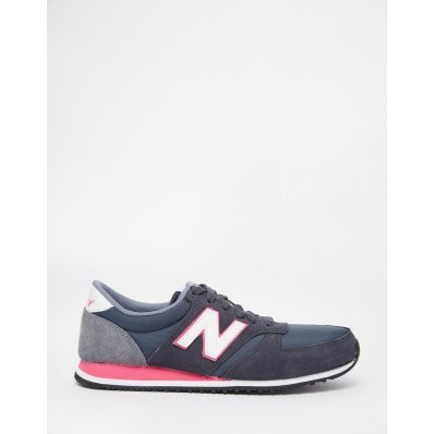 new balance gris i rosa
