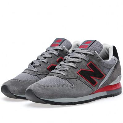 new balance gris noir rouge