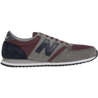 new balance grise bordeaux bleu