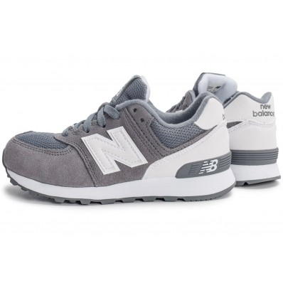 new balance grise et blanc