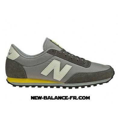 new balance grise et jaune