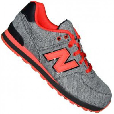 new balance grise et orange
